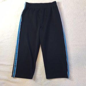 Garanimals Black Mesh Pants Size 4T.